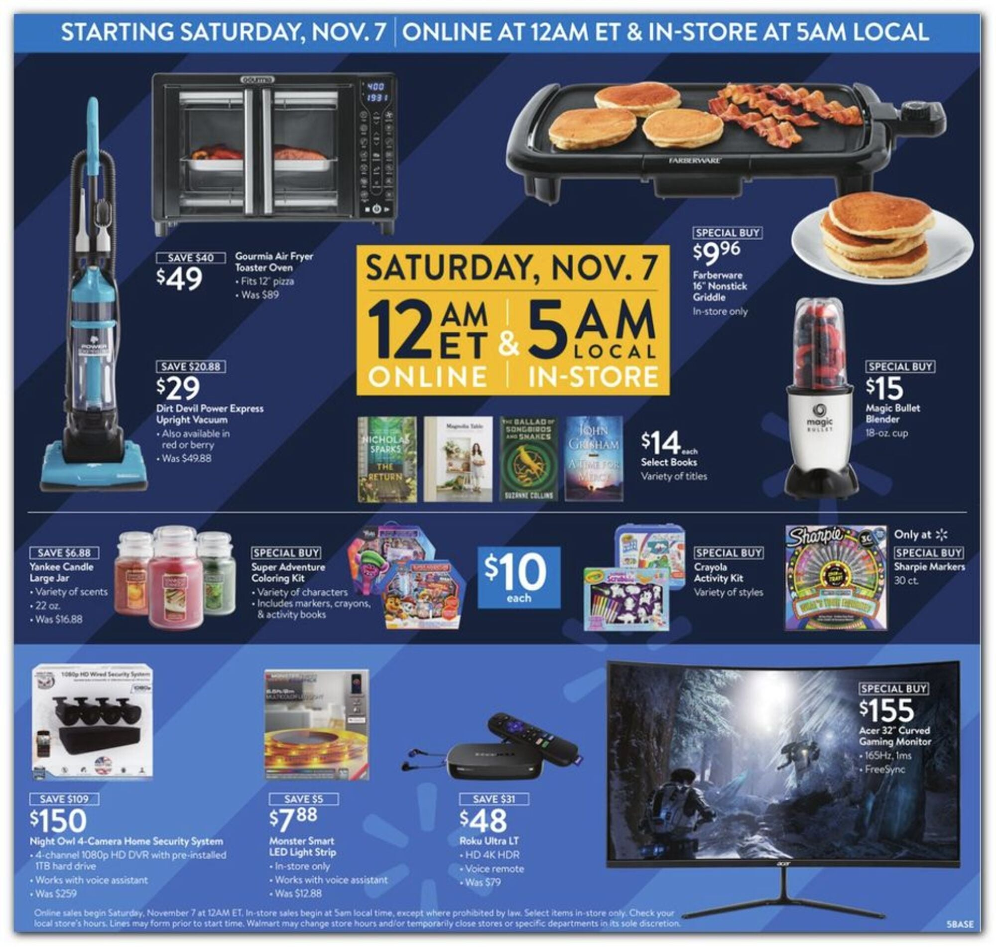 Walmart Black Friday 2020 Ad Deals Brad S Deals