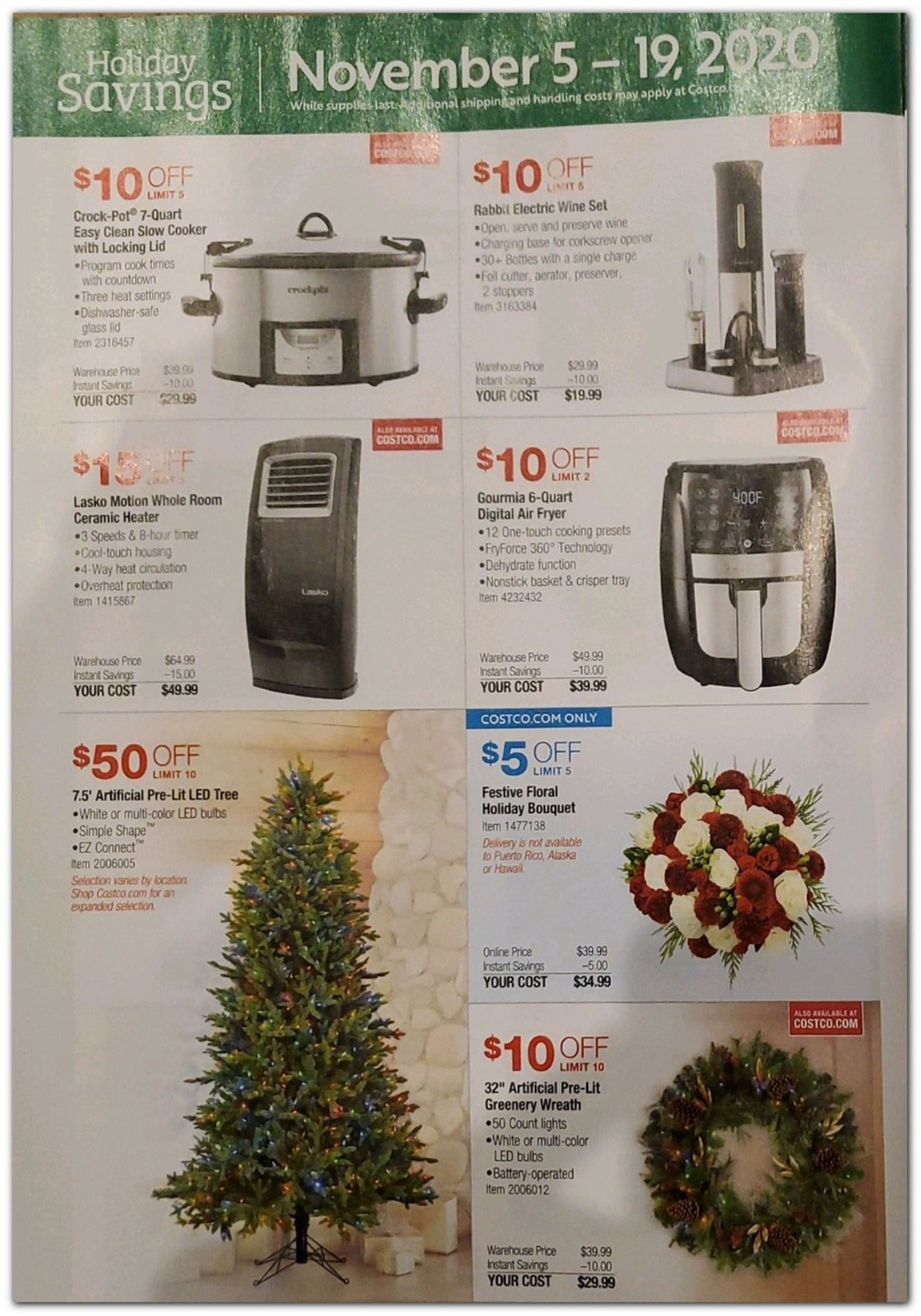 Black Friday Christmas Tree Deals Costco The 7 Best Places To Buy A Christmas Tree In 2020