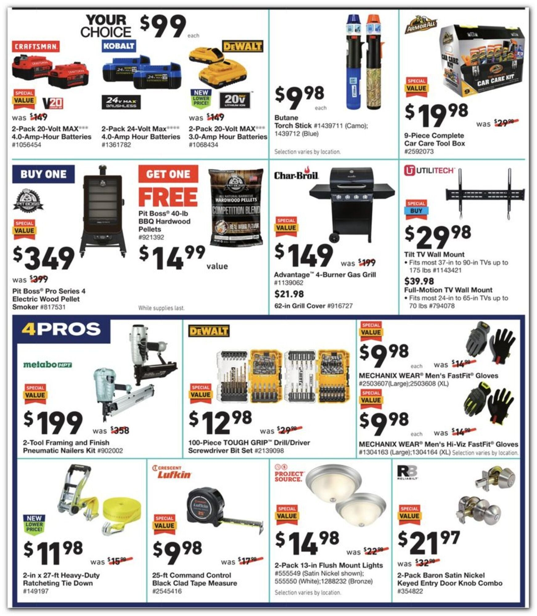 Lowe S Black Friday 2020 Ad Deals Brad S Deals Save with this year lowe's black friday deals on. lowe s black friday 2020 ad deals