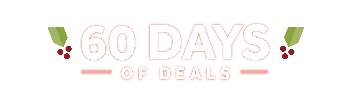 60 Days of Deals