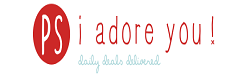 PS I Adore You Coupons and Deals