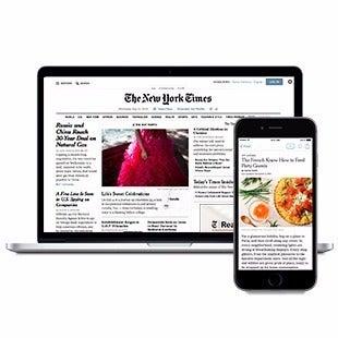 New York Times deals