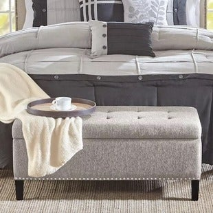 Admirable Madison Park Storage Ottomans 72 Shipped Alphanode Cool Chair Designs And Ideas Alphanodeonline