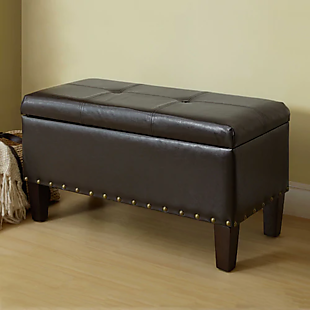 Pleasant Storage Ottoman 77 Shipped Alphanode Cool Chair Designs And Ideas Alphanodeonline