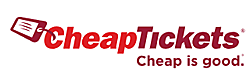 CheapTickets Coupons and Deals