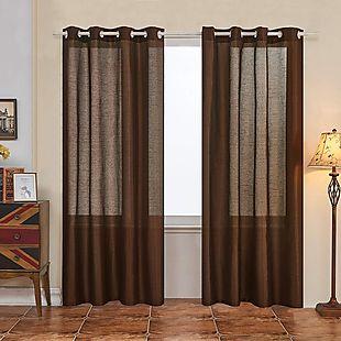 brads deals blackout curtains