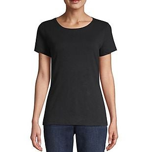 fb731c9e36b5e 5 Women's JCPenney Tees $15