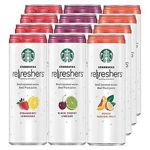 12ct Starbucks Refreshers 13