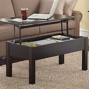Macys Lift Top Coffee Table.Lift Top Coffee Table 60 Shipped