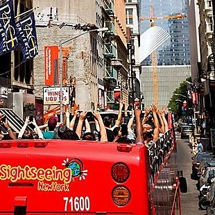 CitySightseeing New York deals