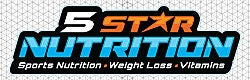 5 Star Nutrition Coupons and Deals