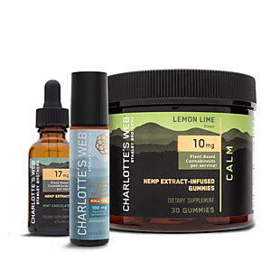 Charlotte's Web CBD deals