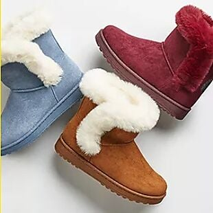 Kohl's Winter Boots $13