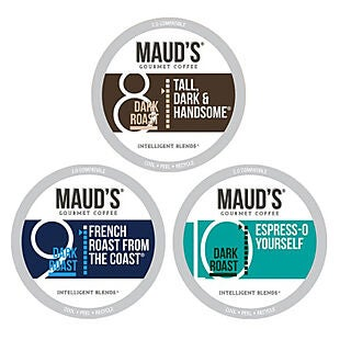 Maud's Coffee & Tea deals